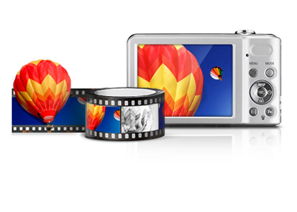 Record movies in the palm of your hand